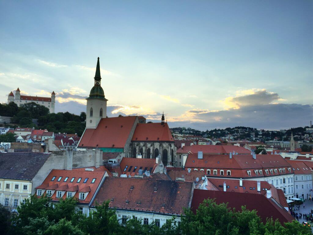 Guide to Visiting Bratislava Lemontree View