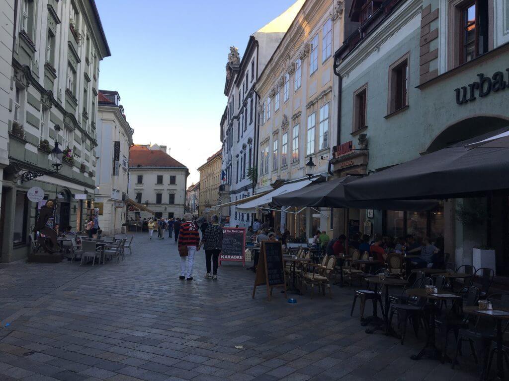 Bratislava Old Town 2