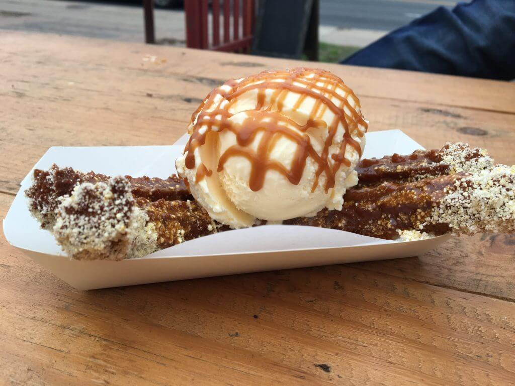 Where to Eat in Austin, Texas Churro Co.
