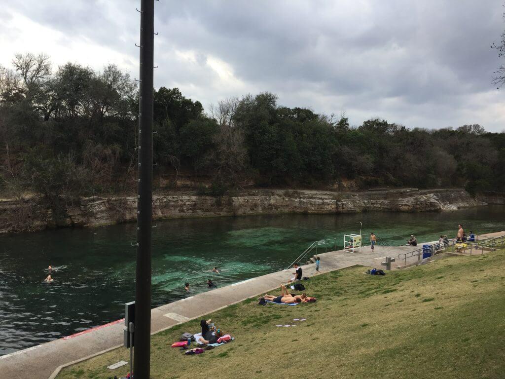 Visit Austin, Texas Barton Springs