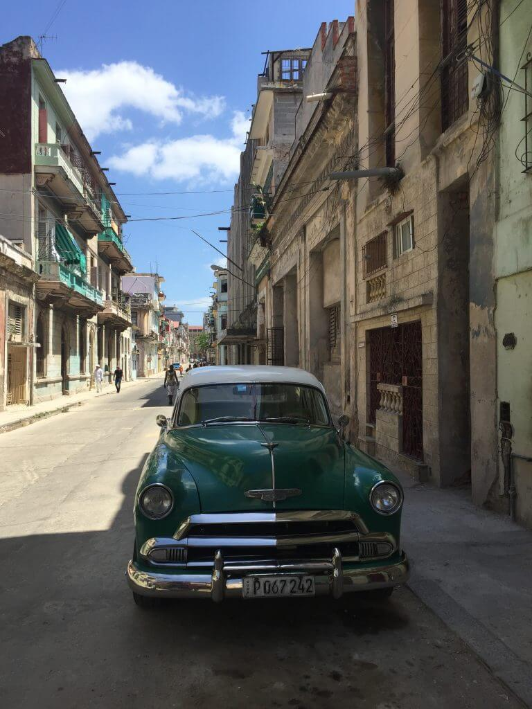 Go to Cuba American 2