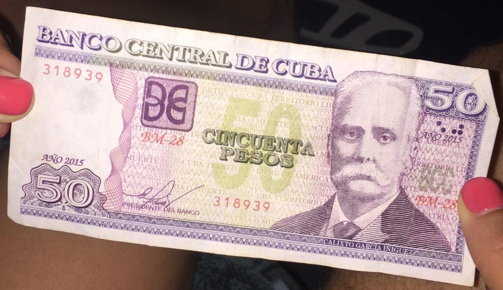 Cuba Money CUP
