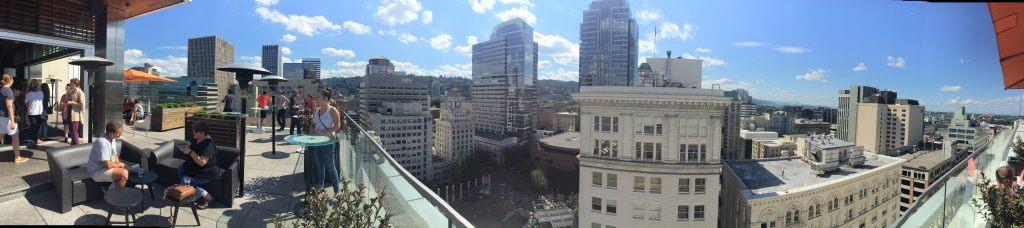 Departure Rooftop Bar Portland