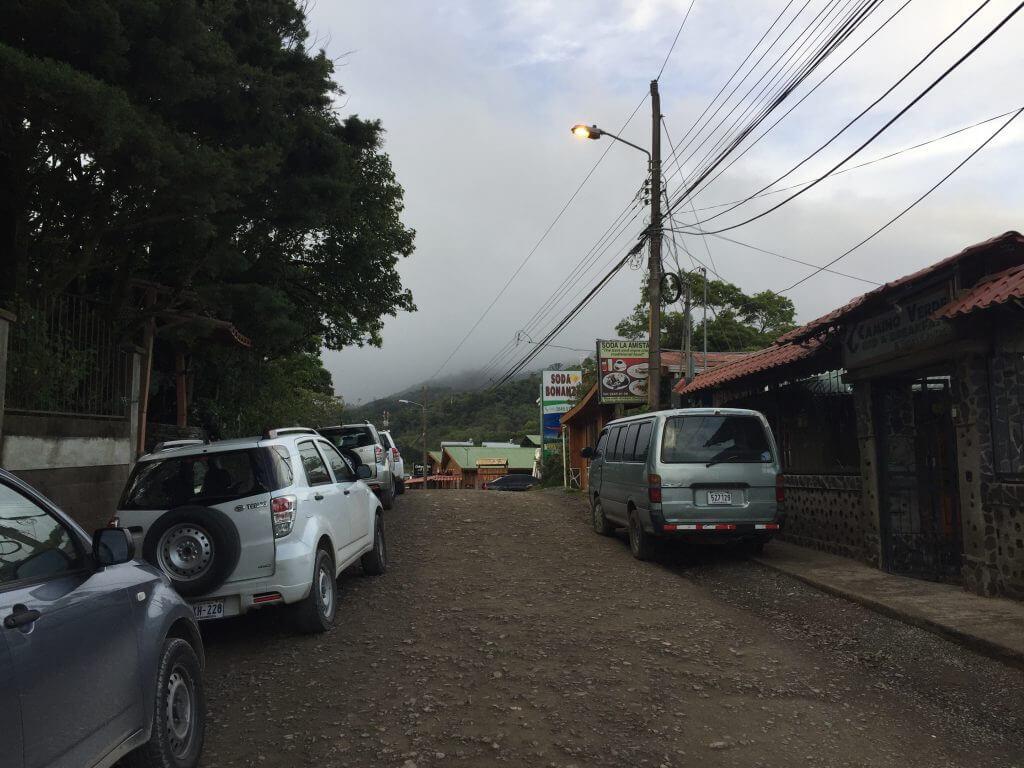 Monteverde Costa Rica Itinerary