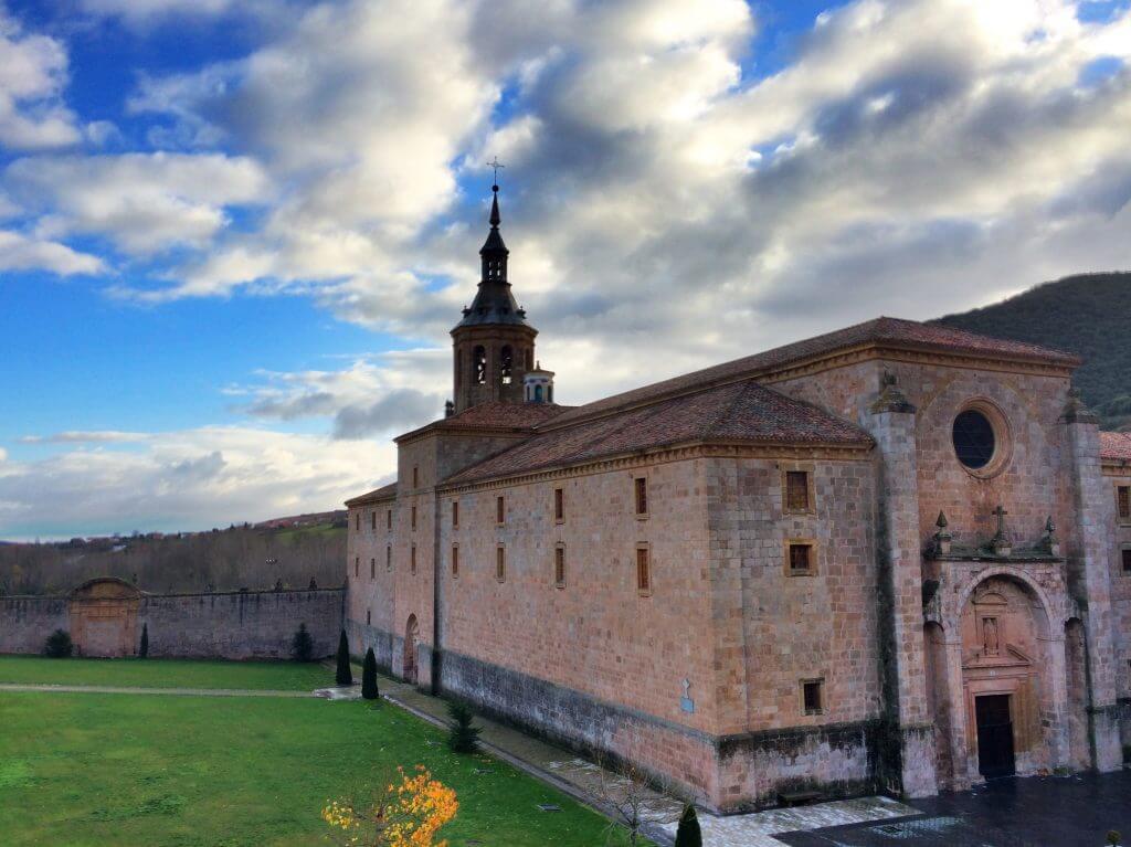 San Millán de la Cogolla in La Rioja