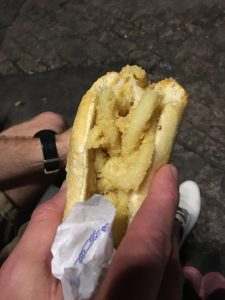 Must-Eat Foods in Spain Bocadillo de Calamares