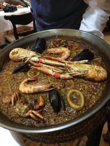 Must-Eat Foods in Spain Paella