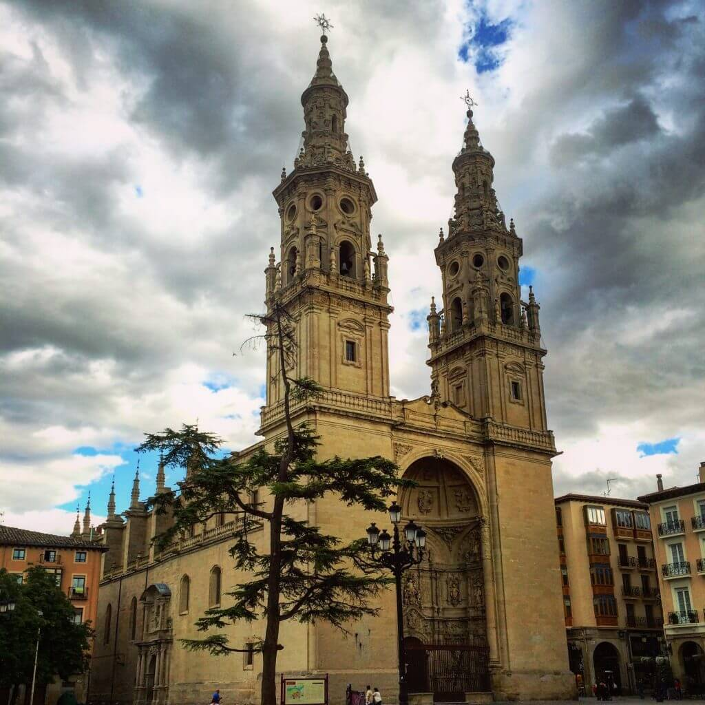 Concatedral de Santa María de la Redonda Logroño