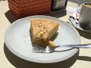 Must-Eat Foods in Spain Tortilla Española