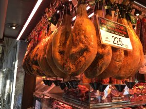 Must-Eat Foods in Spain Jamon