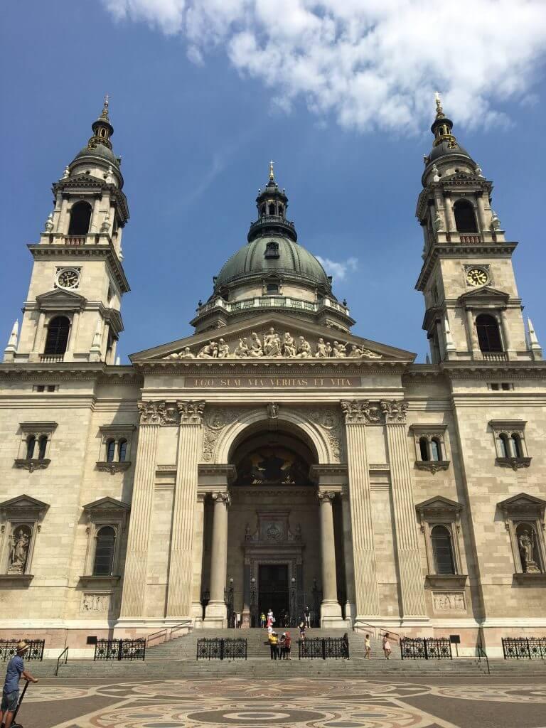 St. Stephens Budapest