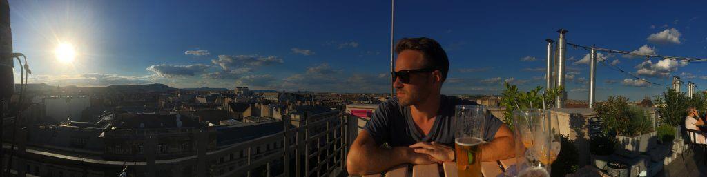 360 Bar Budapest Rooftop Bar