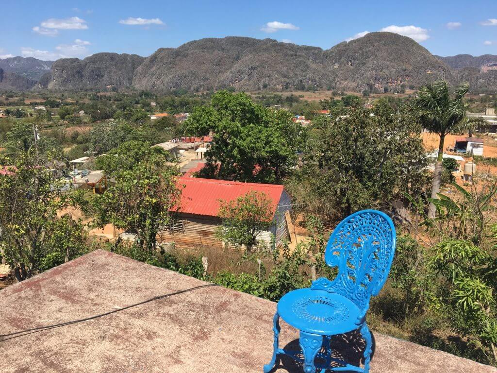 Vinales Airbnb View