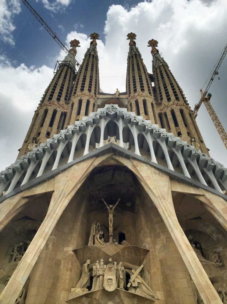 La Sagrada Familia New Side