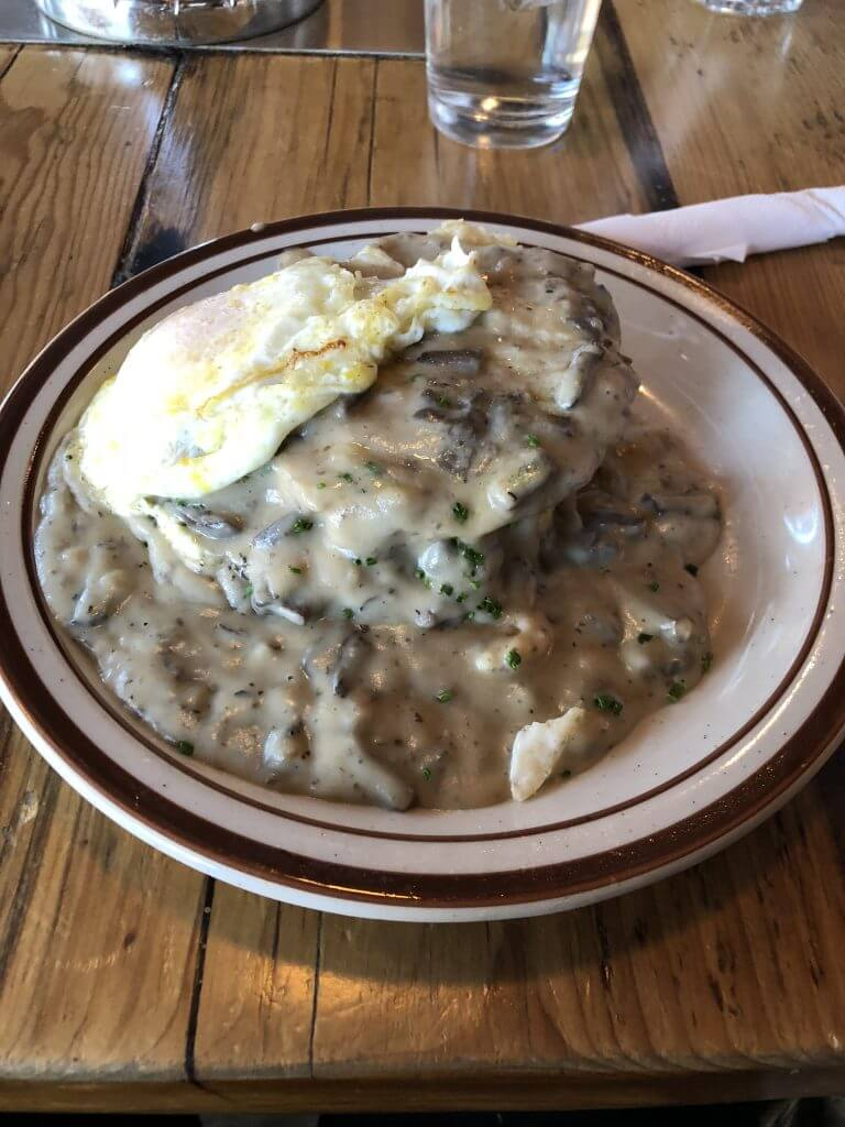 Denver Biscuit Company Food