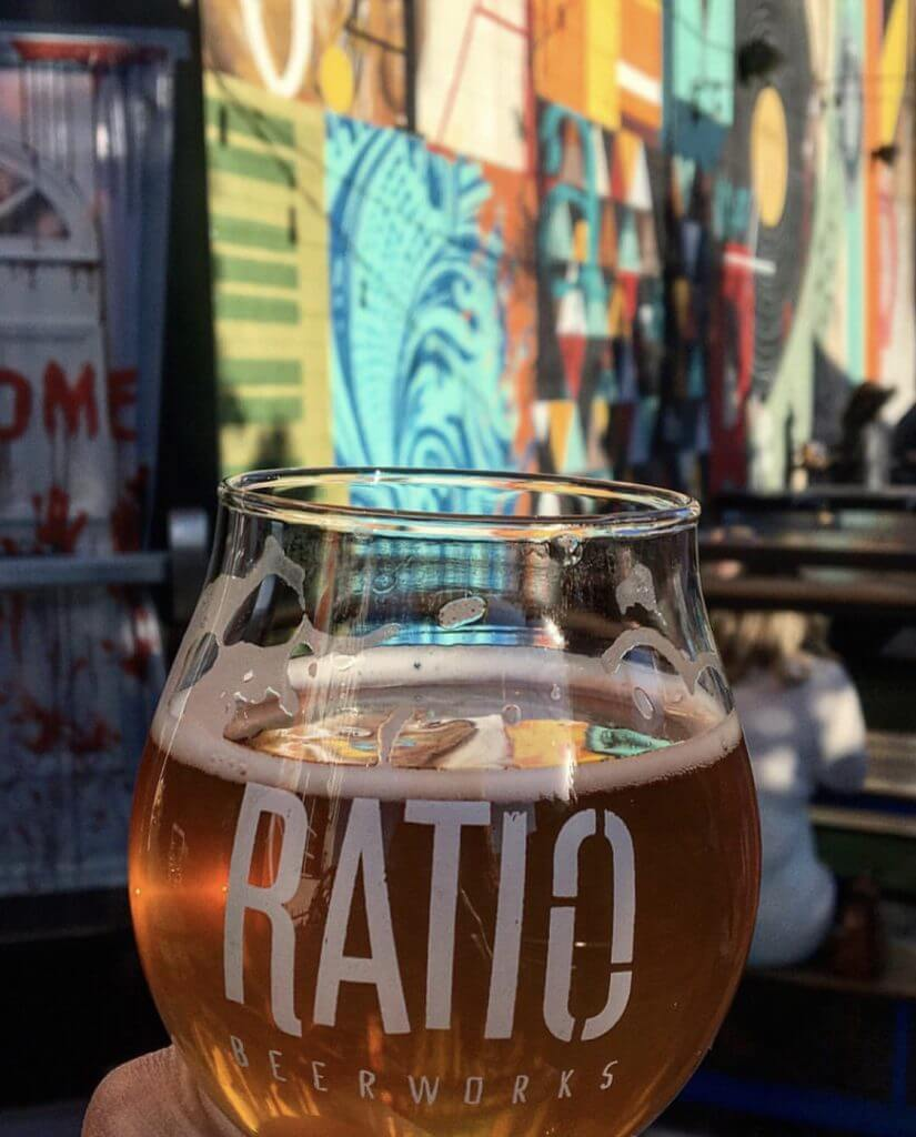 Ratio Brewery Denver