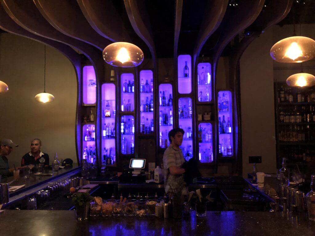 Secret Bar Denver Retrograde