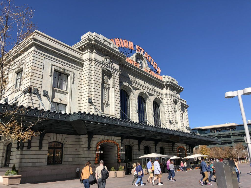 Denver Union Station Travel Guide