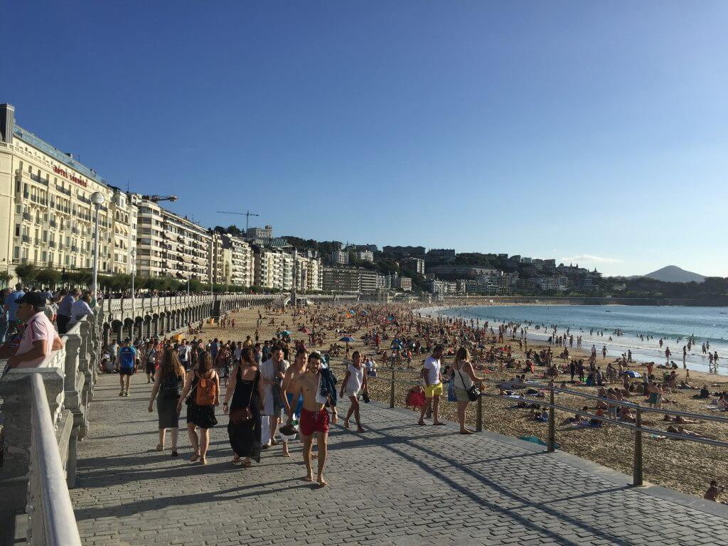 Spending a Day in San Sebastian