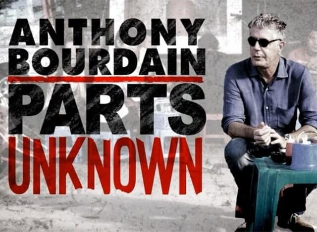 Travel Shows on Netflix Bourdain