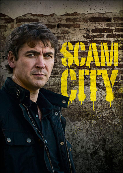 Travel Shows on Netflix Scam City