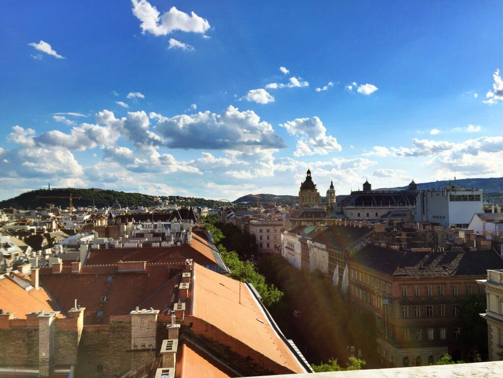 360 Bar Rooftop Budapest
