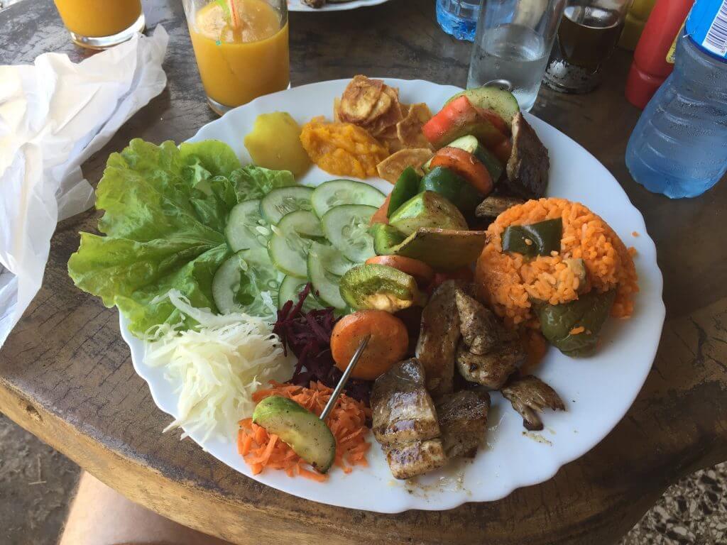 Vinales Food La Esquinita