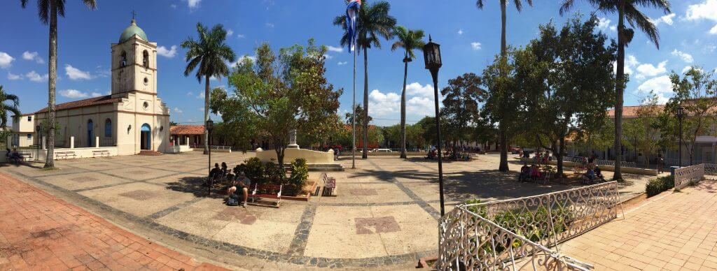 Vinales Main Plaza