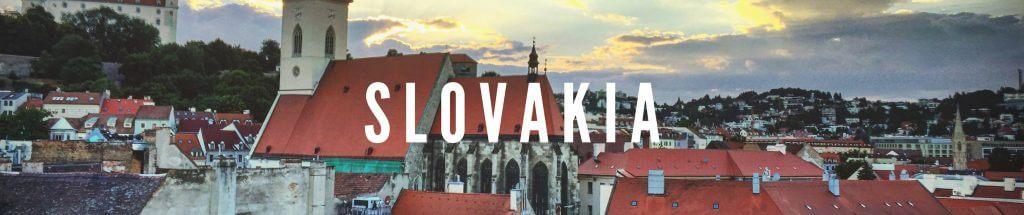 Slovakia Destinations