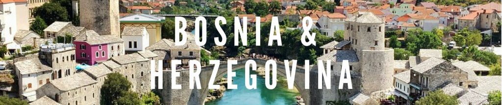 Bosnia and Herzegovina Destinations