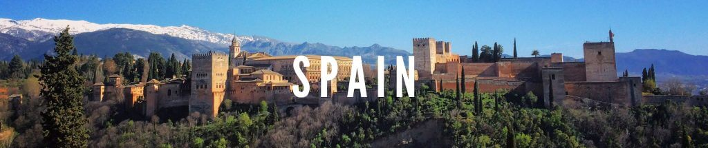 Spain Travel Itineraries Destinations