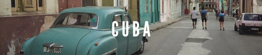 Cuba Travel Itineraries Destinations