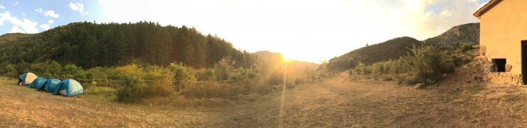 Camping La Rioja Spain