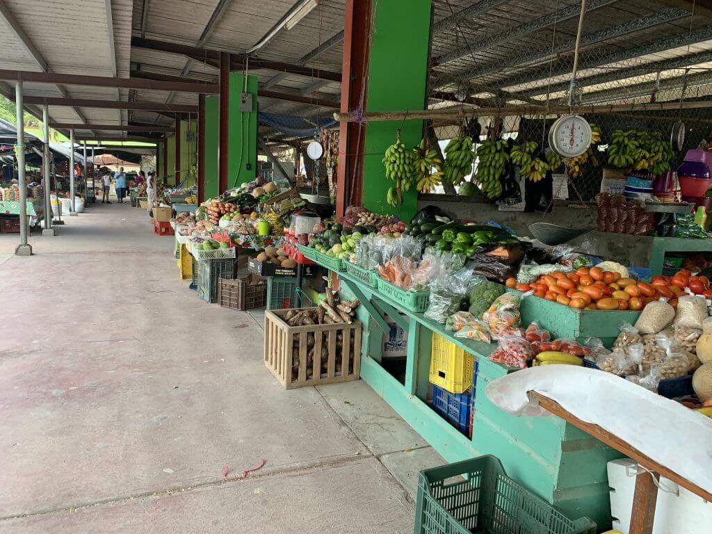 San Ignacio Belize Market