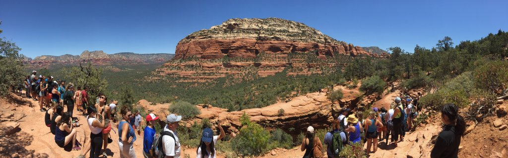 Devil's Bridge Trail Sedona Day Trip