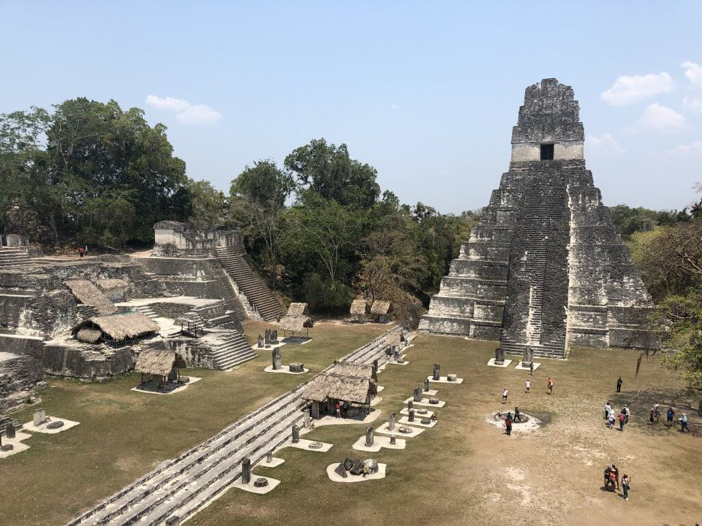 Belize Tikal Day Trip