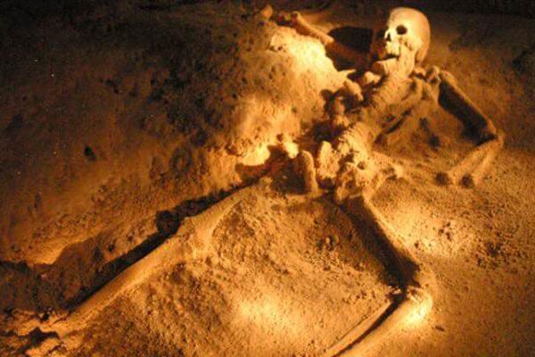 ATM Cave Skeletons
