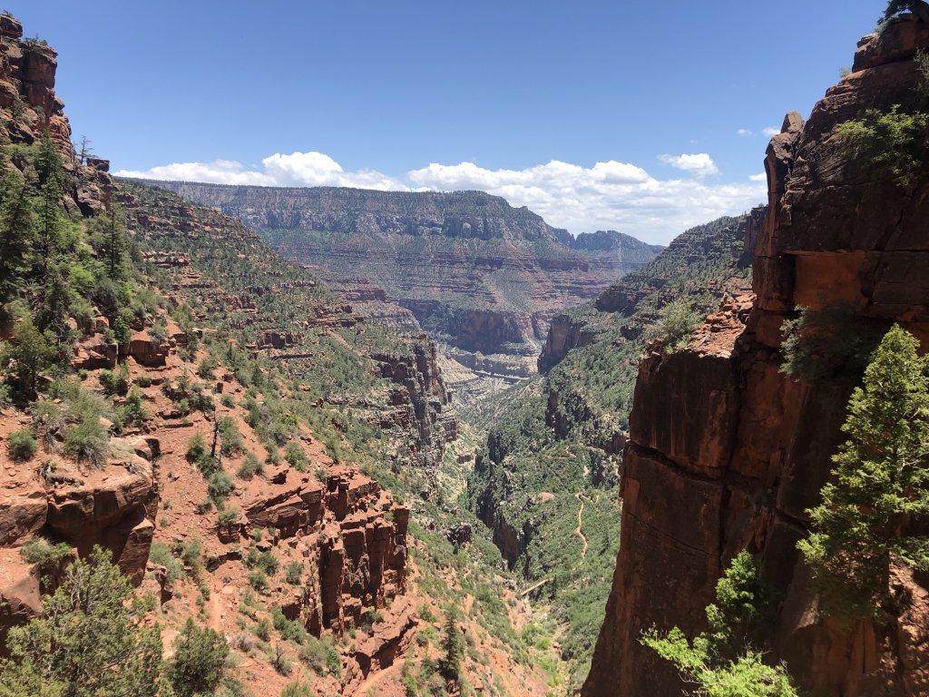 North Kaibab Trail Hike