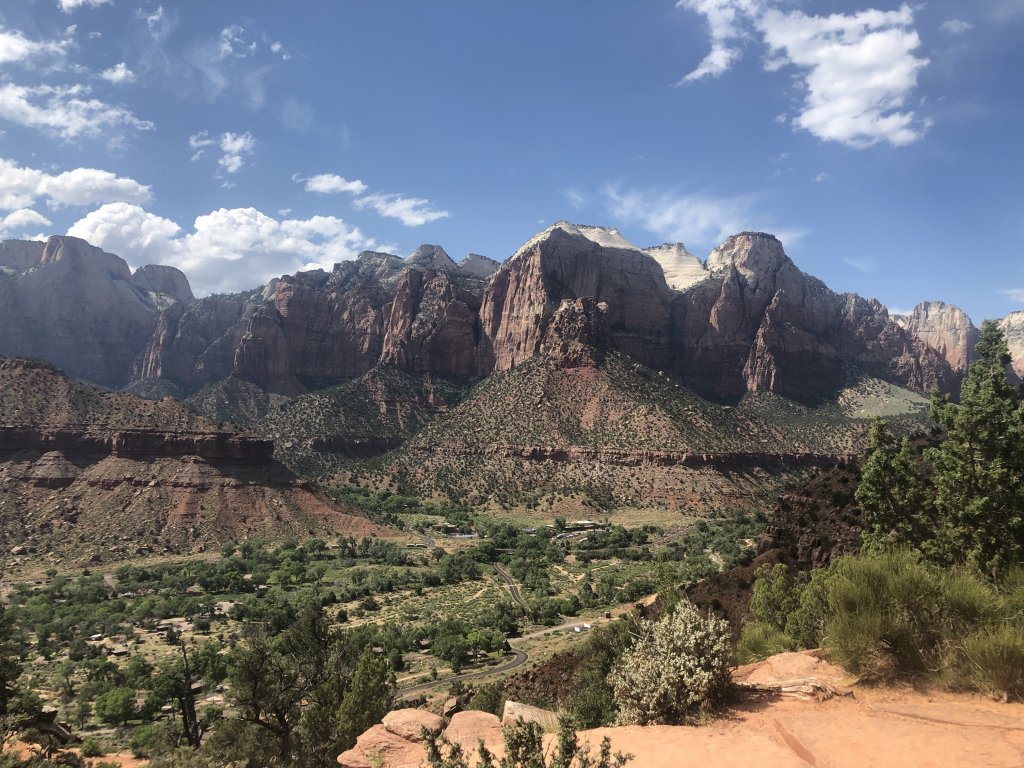 Bryce Canyon and Zion Itinerary