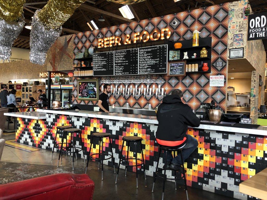 Modern Times Brewery Portland