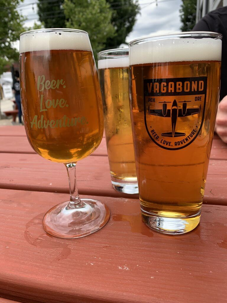 Vagabond Brewing Company Portland