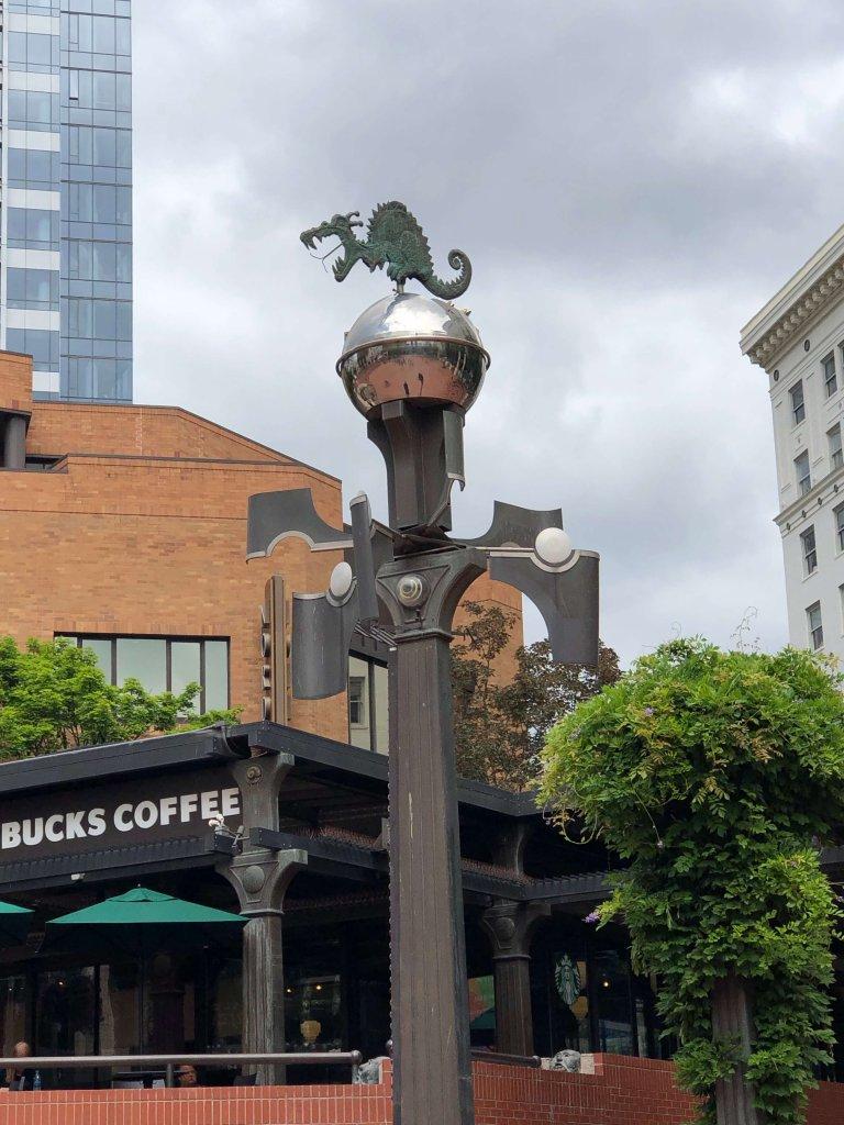 Portland Oregon Weather Machine
