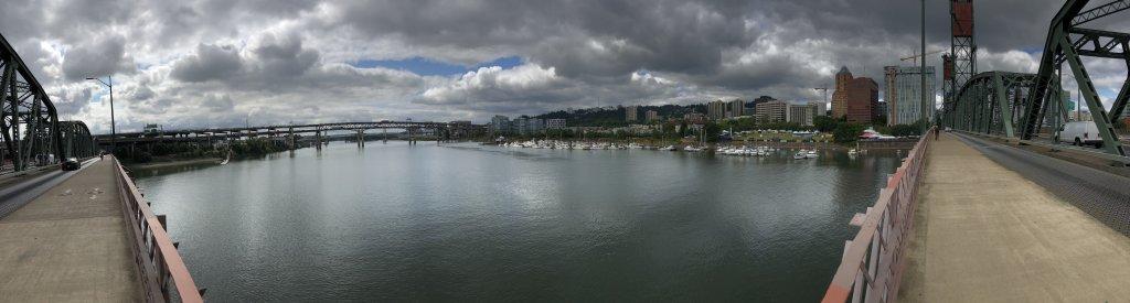 Willamette River Portland