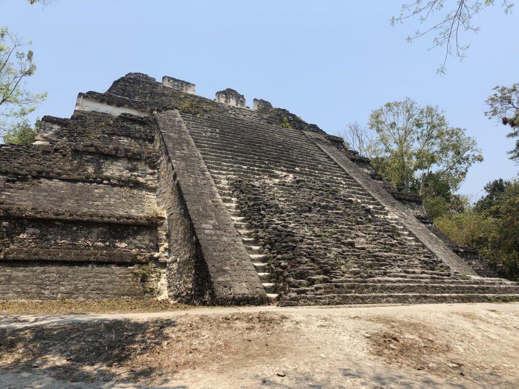 Mundo Perdido Tikal Belize