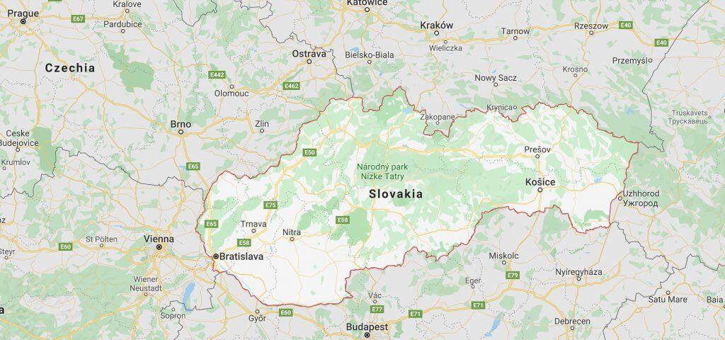 Slovakia easy stopover travel