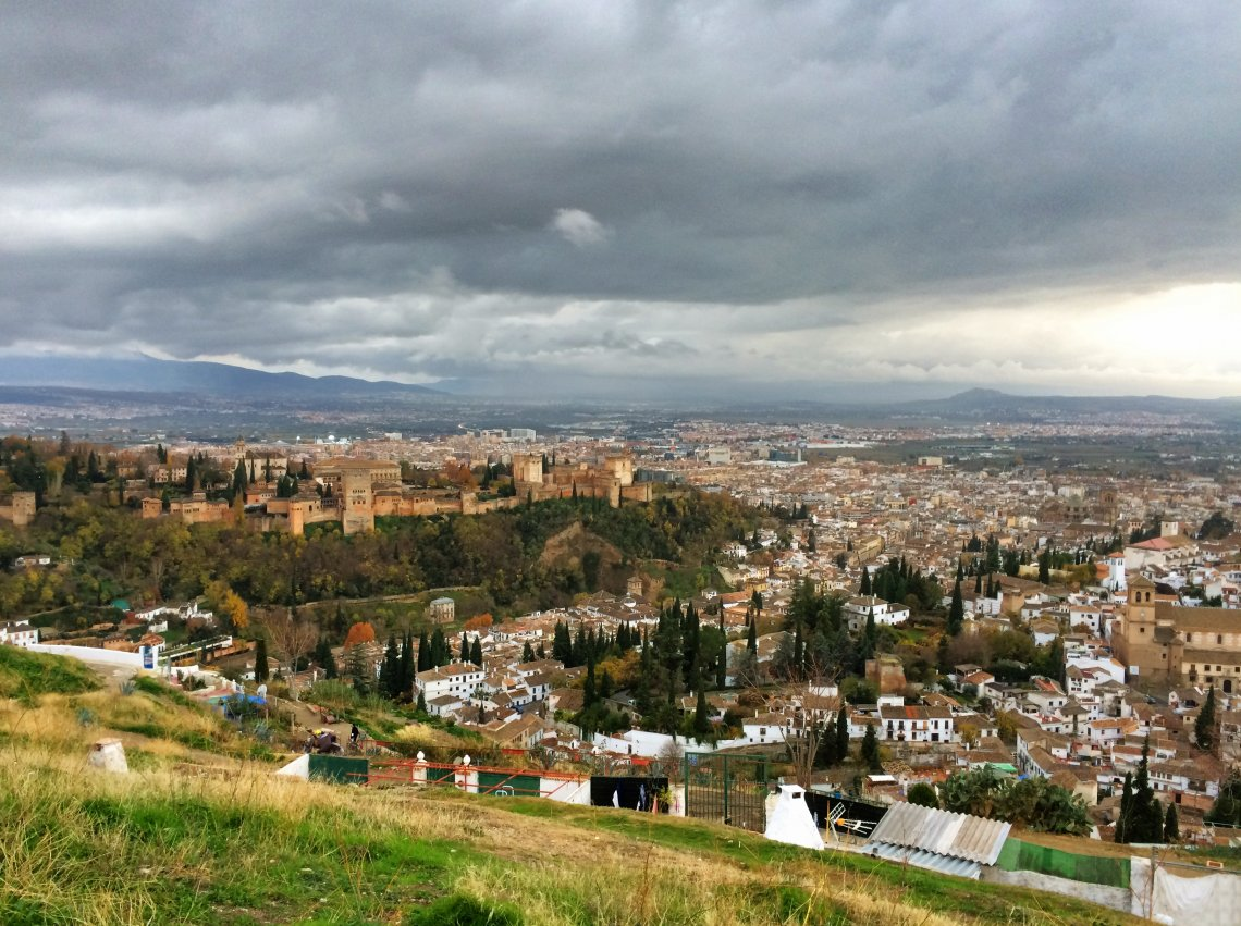 Best Views Granada Spain