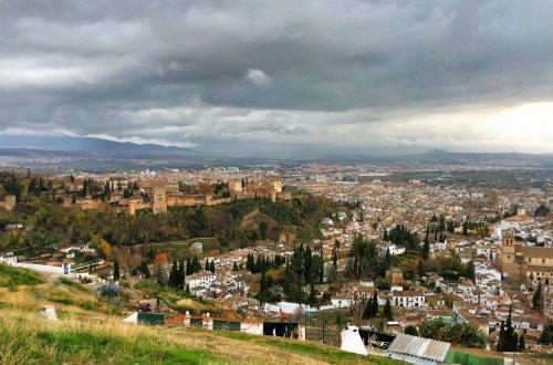 Best Views Granada Spain