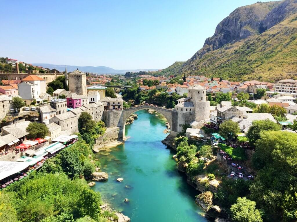 Best Photos of Stari Most Mostar